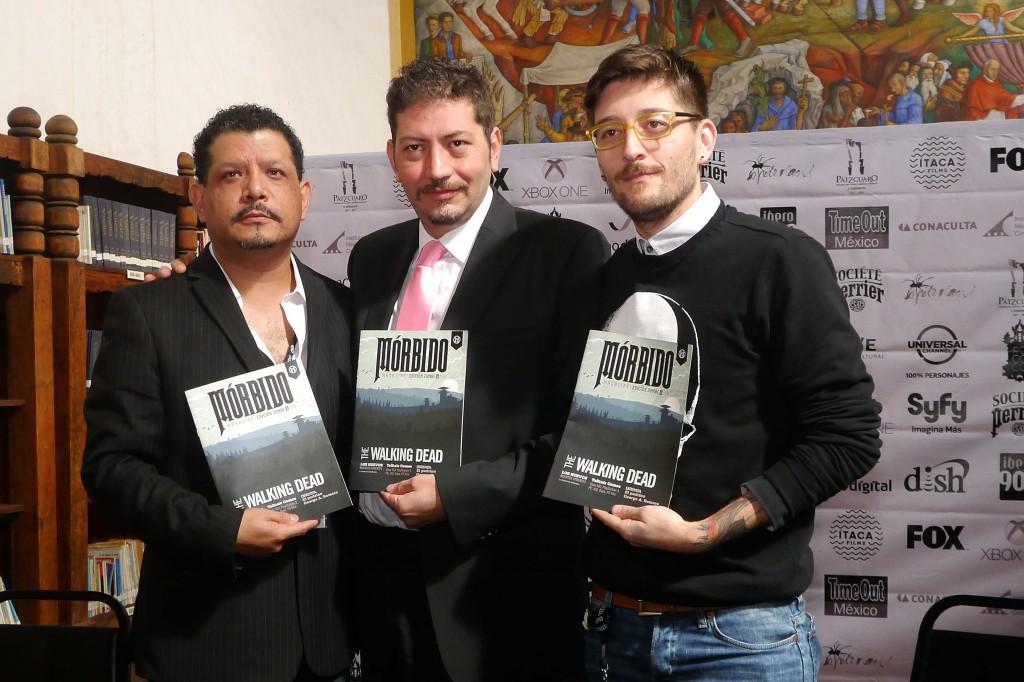 Francisco Masse - Pablo Guisa - Ricardo Farias