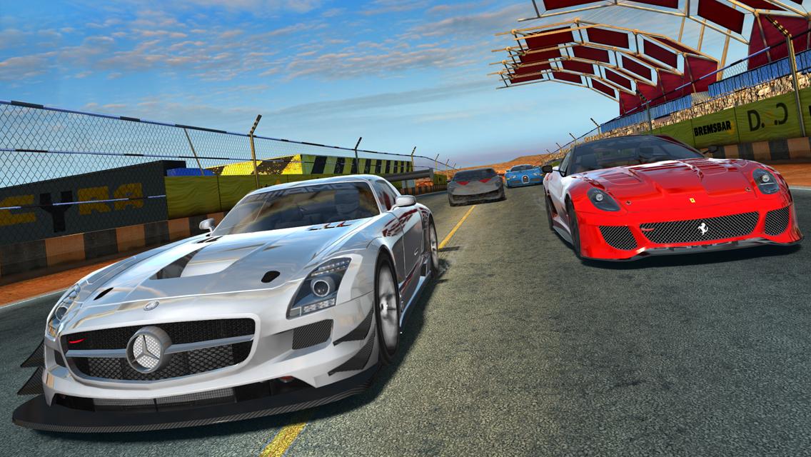 Gameloft presenta su nuevo juego de carreras