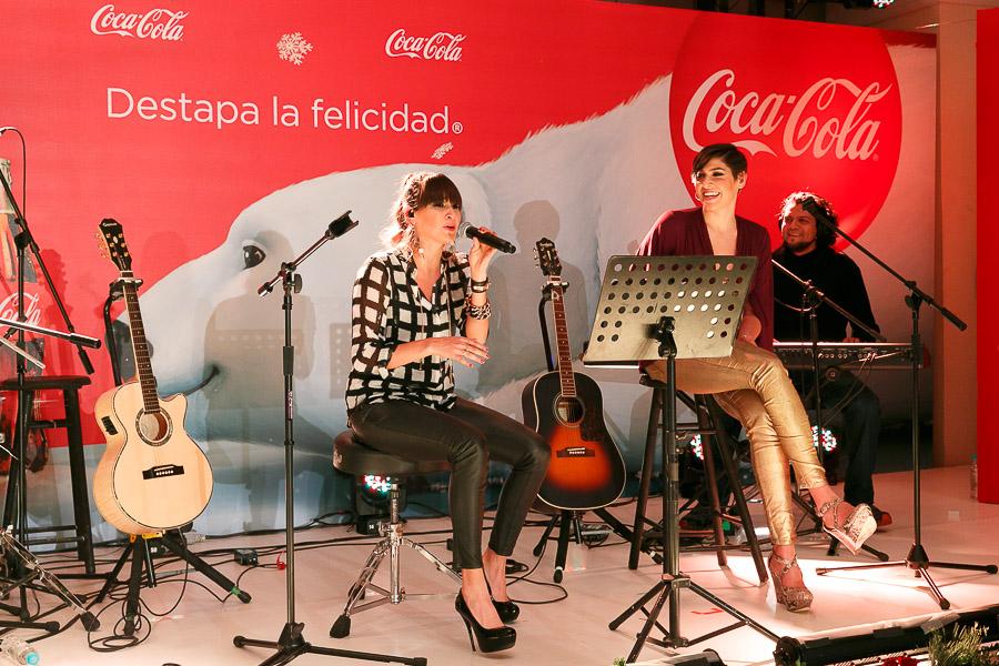 Disfruta la Navidad con Coca Cola