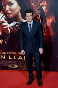 'The Hunger Games: Catching Fire' Madrid Premiere