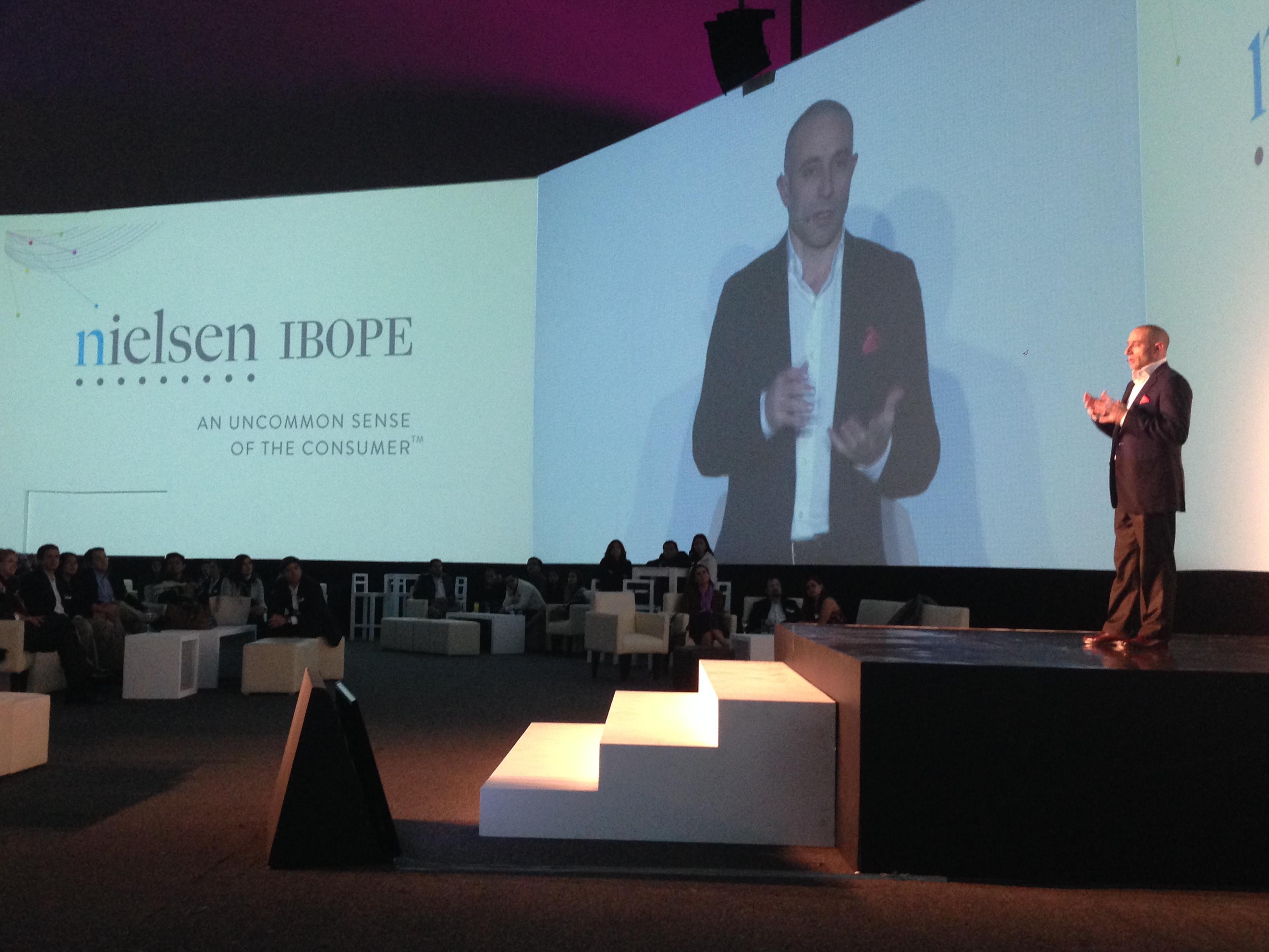 Nielsen IBOPE construye hoy el futuro
