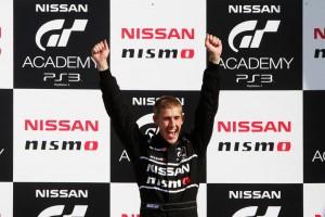 Nick McMillen Wins Nissan GT Academy Season 3