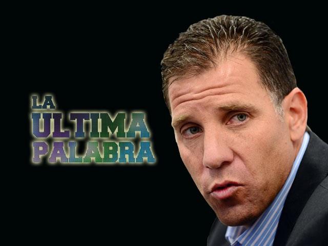 Alberto García-Aspe en Fox Sports