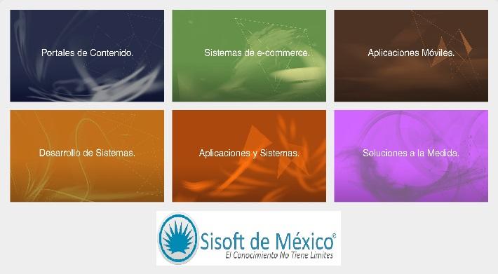 Tecnología mexicana de Sisoft