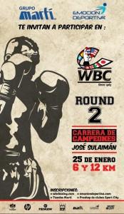 2a carrera WBC