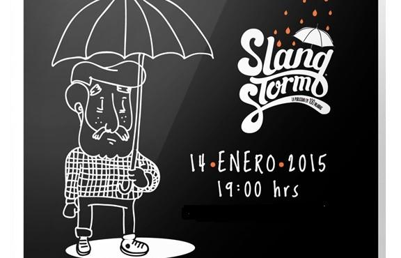 Lanzamiento del libro SlangStorm: Un homenaje a la industria de la mercadotecnia