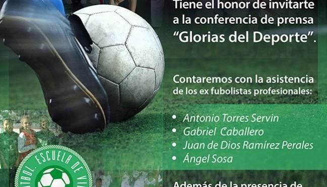 Conferencia de prensa Glorias del Deporte y Samsung