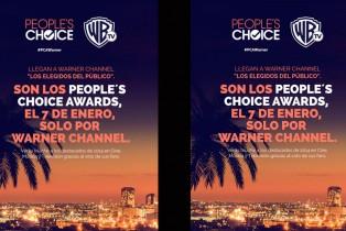 Warner Channel presenta los People´s Choice Awards