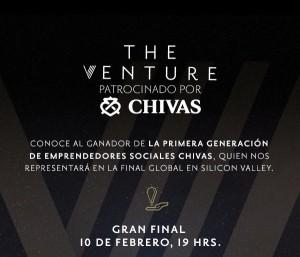 Final The Venture 10 de febrero
