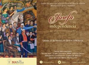 Presentación Josefa y  su Independencia