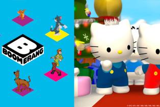 El nuevo Boomerang es un éxito de audiencia en Latinoamérica