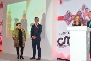 Fundación CMR cumple 10  reafirmando su compromiso con la sociedad mexicana