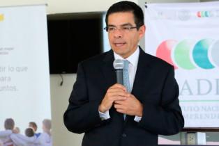 Asiste Enrique Jacob a la presentación del estudio emprendimiento social