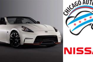 Nissan presenta 370Z NISMO Roadster y el GT-R LM NISMO en el Auto Show de Chicago 2015