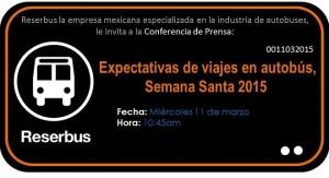 Invitación_Conferencia de Prensa Semana Santa