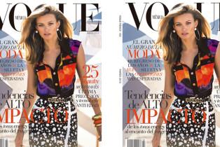 Revista Vogue México, marzo 2015