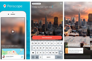 Twitter presenta Periscope, nueva aplicación de teleportación, video en tiempo real