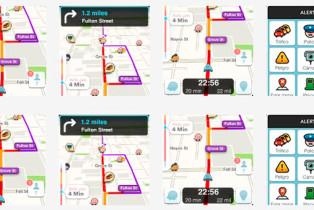 Waze lanza su versión 3.9.4