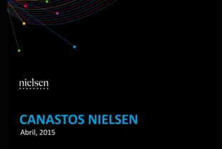 Canastos Nielsen. Abril 2015