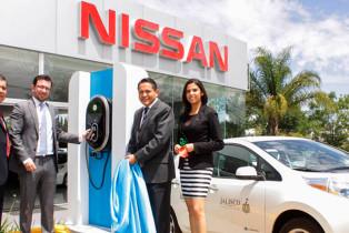 El Gobierno del Estado de Jalisco le apuesta a la movilidad cero emisiones con Nissan LEAF