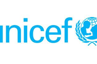 Novak Djokovic, número uno del tenis mundial, en la pista central como Embajador de Buena Voluntad de UNICEF