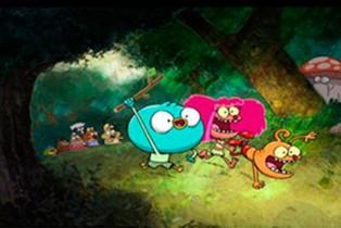 "Nueva serie de Nickelodeon ""Harvey Beaks"""