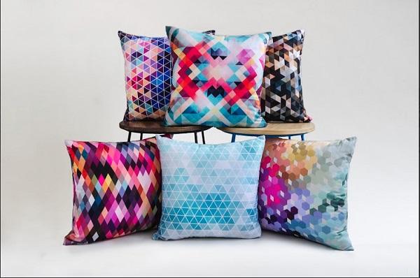 GAIA Design presenta sus cojines decorativos | Multipress
