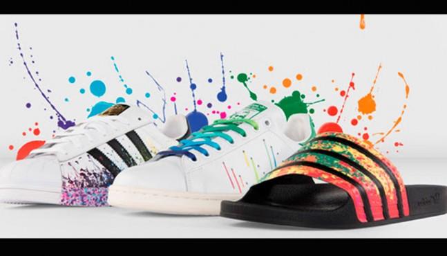 Superstar Adidas Pintura Mujer Pintura Adidas Mujer Superstar YWEeDH92I