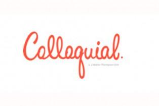 J.Walter Thompson Company y Group SJR lanzan Colloquial, una unidad de Marketing