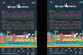 Sorprende Corona Capital con anuncio de nuevas bandas para el festival