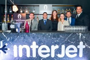 """Interjet y Casa Herradura presentan la Cuarta Edición del """"Festival de Tequila a bordo"""""""
