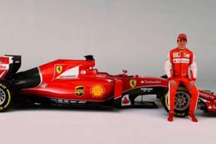 Realizará escudería Ferrari demostración en paseo de la Reforma