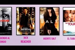 Especial Agentes Secretos por Universal Channel