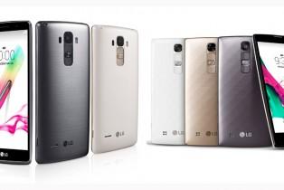 LG Presenta en Mexico LG G4 Beat, LG G4 Stylus y LG Max