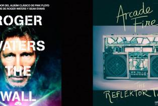 Cinépolis presenta conciertos de Arcade Fire y Roger Waters