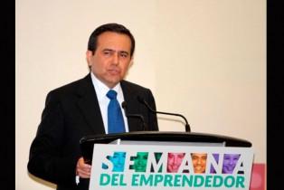El Secretario de Economía presenta la semana del emprendedor