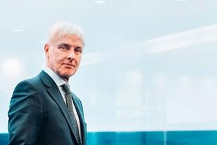 Matthias Müller es nombrado Presidente del Consejo Ejecutivo de Volkswagen AG