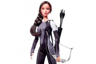 Barbie lanza edición especial de Los Juegos del Hambre