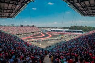 Por fin: El Gran Premio de México