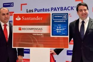 Payback y Santander se unen para ofrecer mayores beneficios a los tarjetahabientes