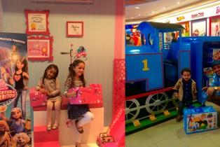 Inauguran Zona Kids, una nueva experiencia de juego para niñas y niños
