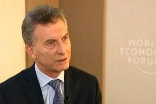Argentina recibiría inversiones por 20 mil millones de dólares en 2016: Macri