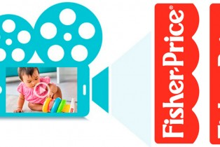 "Fisher-Price te invita a participar en ""Un video hecho por ti"""