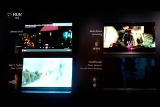 LG expande sus colaboraciones con tecnología y contenido para TV 4K HDR en 2016