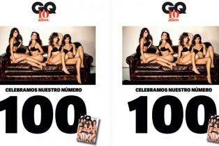 GQ Marzo con Zuria Vega, Camila Sodi, Adriana Louvier y Eréndira Ibarra