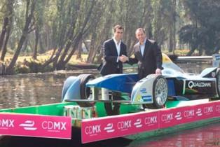 La CDMX y la Fórmula e iniciativan el uso de autos eléctricos