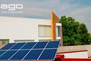 Energía Solar Fotovoltaica, la principal solución sustentable que IMAGO ofrece a sus clientes