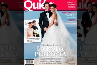 Bárbara y Alejandro: digan lo que digan, la boda perfecta