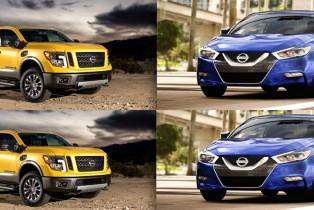 Nissan Maxima y la Pick Up TITAN XD fueron ganadores del Drivers' Choice Award 2016 en Estados Unidos