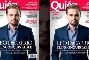 En portada: Leonardo DiCaprio, ¿la vida perfecta?
